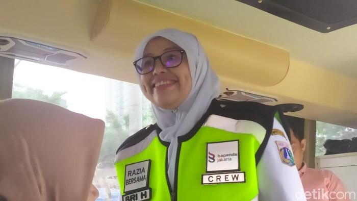 Pelaksana Tugas Kepala Badan Pendapatan Daerah (Bapenda) DKI Jakarta, Sri Haryati