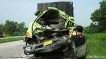 Tabrakan Beruntun di Tol Cipali Subang, 2 Orang Tewas dan 5 Luka-luka