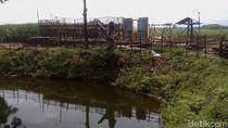 Pembangunan Kolam Pancing yang Ganggu Kajian Situs Majapahit Berlanjut