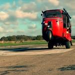 Bajaj Terkencang di Dunia: Disuntik Mesin Motor CBR600RR