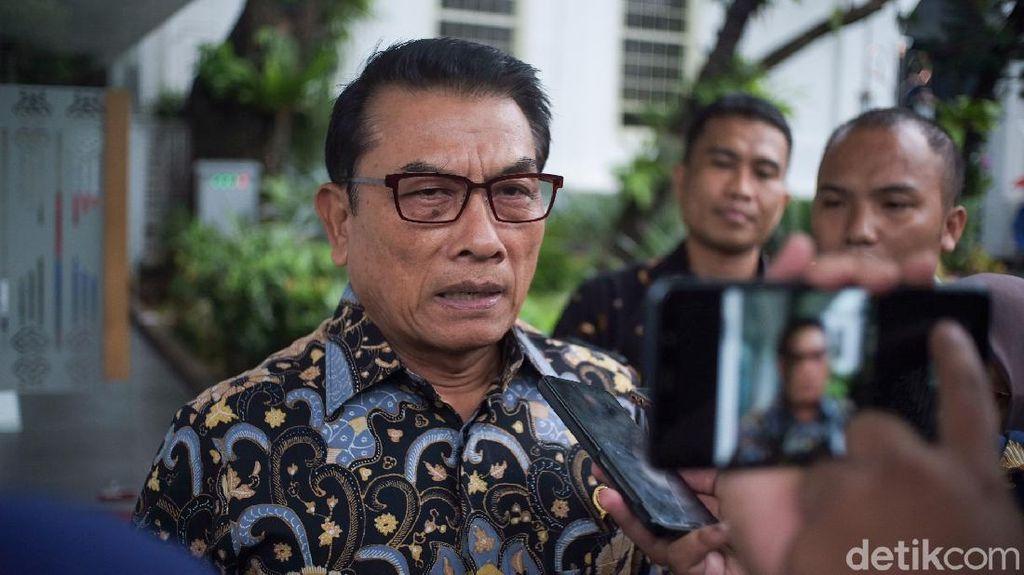 Gatot Bicara Kebangkitan PKI, Moeldoko: Jangan Berlebihan Takuti Orang