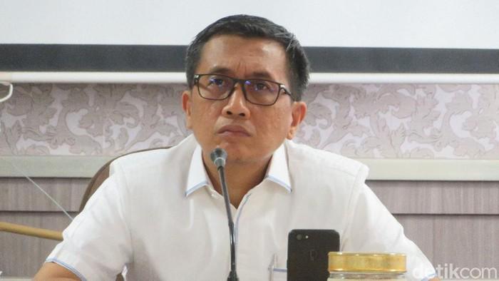 Wakil Ketua Komisi E DPRD Sulsel Arum Spink (Noval Dhwinuari/detikcom)