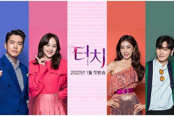 Drama Korea Romantis 2020, Touch