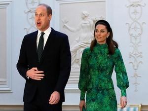 Kate Middleton dan Pangeran William Dilarang Cerai oleh Ratu Elizabeth
