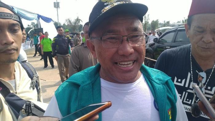 Wali Kota Depok Mohammad Idris (Foto: Sachril/detikcom)