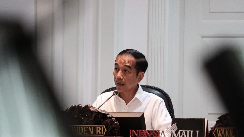 Biaya Logistik Masih Mahal, Jokowi Curiga Ada Monopoli