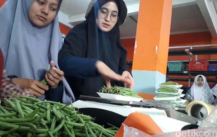 Kementan bersama JICA mengembangkan produk holtikultura di Pondok Pesantren Al-Ittifaq Ciwidey, Kabupaten Bandung. Begini hasil pertanian dari proyek IJHOP4 tersebut.
