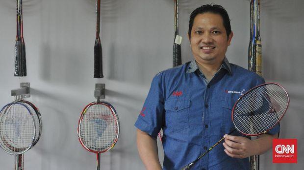 Hariyanto Arbi mendapat julukan 'Smash 100 Watt' dari wartawan.