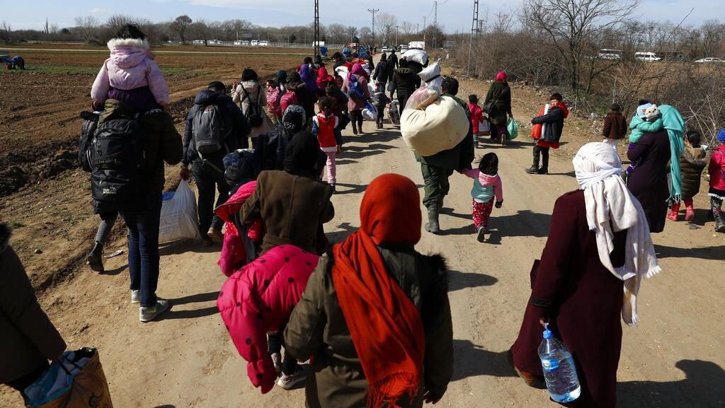 Italia Tutup Pintu untuk Imigran Ilegal