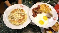 Denny's: Mencicipi Slamburger dan Banana Cream Pancake ala Amerika