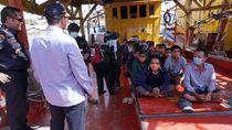 Antisipasi Corona, 68 ABK Pencuri Ikan Asal Vietnam Dites Kesehatan