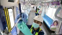 Kebijakan Anies soal MRT, LRTJ, dan Transjakarta yang Berlaku Mulai Hari Ini