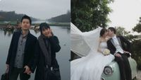 Seperti di Drama Korea, Kisah Cinta Pasangan yang Bertemu di Stasiun Kereta