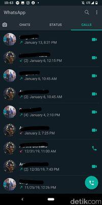 Seluk Beluk Dark Mode WhatsApp yang Bikin Heboh