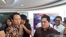 Erick Thohir Pastikan RS BUMN di Daerah Punya Ruang Isolasi Hadapi Corona
