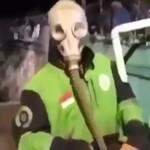 Viral, Driver Ojol Pakai Masker Anti Nuklir karena Khawatir Corona