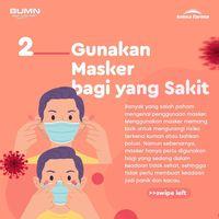 Daftar Toko dan Apotek yang Jual Masker Masih dengan Harga Normal