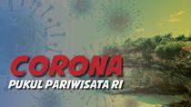 Efek Virus Corona ke Wisata RI per 6 April 2020