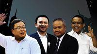 Jokowi Cari Pemimpin Ibu Kota Baru, Ahok Calon Kuat