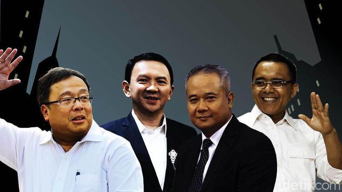 Kandidat Pimpinan Ibu Kota Baru