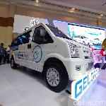 DFSK Kenalkan Mobil Listrik Baru yang Cocok Buat Usaha