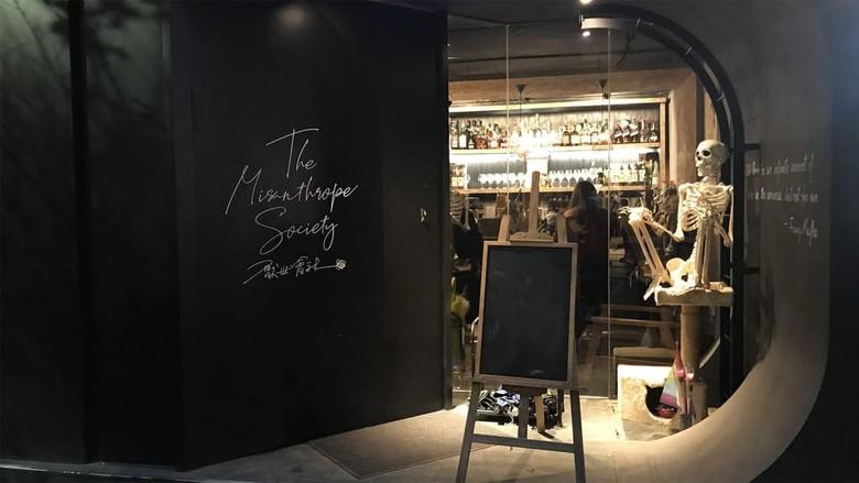 Bar di Taipei, Taiwan.