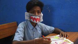 India Buka Sekolah-Bioskop Saat Kasus Corona Masih Tinggi