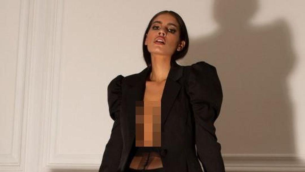 Tampilkan Model Terlalu Seksi, Iklan Brand Fashion Ini Dilarang