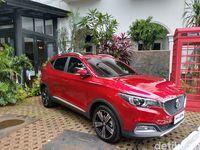 SUV Morris Garage yang bakal dijual di Indonesia.