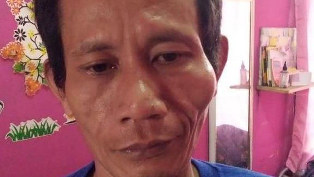 Siram Air Panas-Pukul Kepala Anak Pakai Palu, Bapak Tiri di Lampung Ditangkap