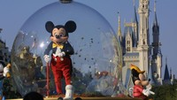 Hore, Disney World Segera Kembali Sambut Wisatawan