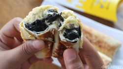 Ini Kebab Durian Camilan Kekinian