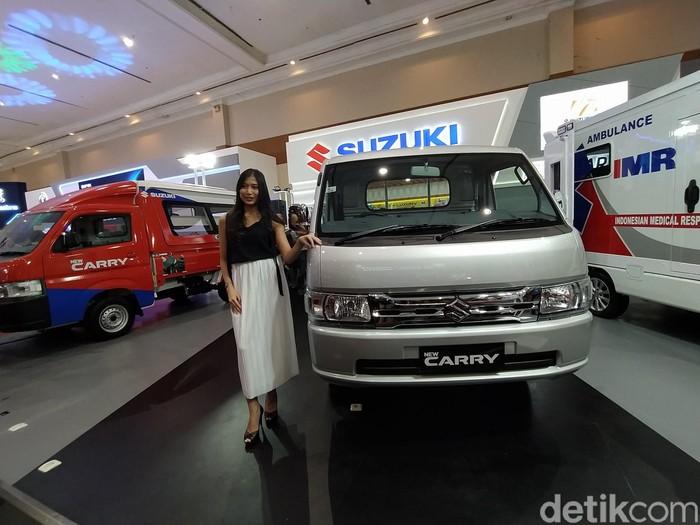 Suzuki Carry kini punya AC