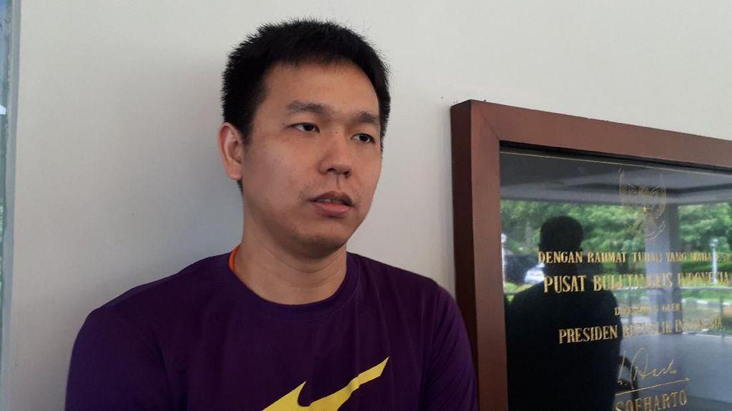 Hendra Setiawan Tak Berani Pergi Jauh di Tengah Pandemi Corona
