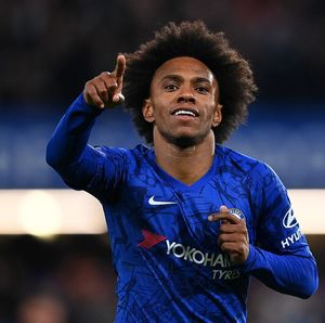 Willian Pilih Arsenal atau Spurs?