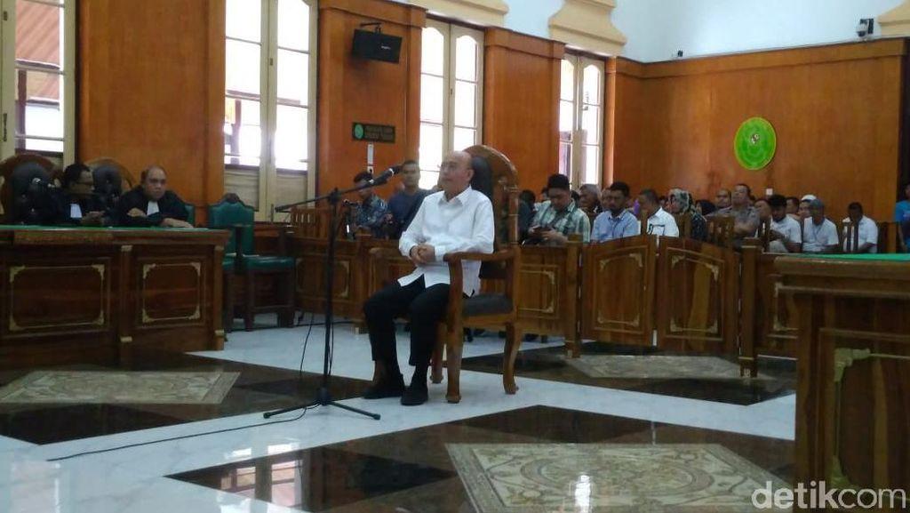 Wali Kota Medan Dzulmi Eldin Didakwa Terima Suap Rp 2,1 Miliar