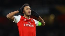 Arsenal Jangan Takut Kehilangan Aubameyang Secara Cuma-cuma