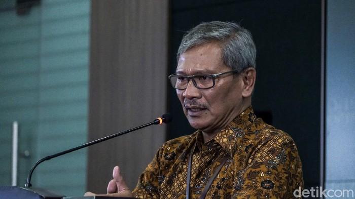 Sekretaris Ditjen P2P Kemenkes Achmad Yurianto