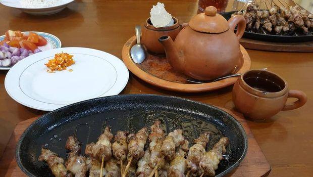 Sate Tegal enak di Jakarta