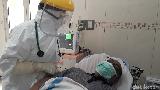Sebaran Pasien Virus Corona di Indonesia, 192 Sembuh, 209 Meninggal