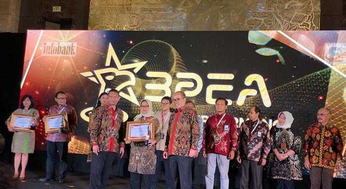 Ajang penghargaan BUMN Performance Excellence 2020 digelar di Jakarta. Penilaian ajang ini berdasarkan sistem pengelolaan dan pengendalian kinerja BUMN.