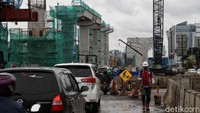 Telan Korban Jiwa, Proyek 6 Ruas Tol Dalkot DKI Disetop Sementara