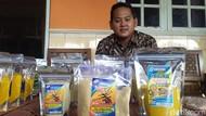 Diyakini Cegah Corona, Rempah-rempah Instan di Mojokerto Laris Manis