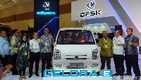 Selain versi electric, DFSK juga menawarkan van Gelora varian mesin bensin yang ditenagai mesin 1.5L DVVT dengan teknologi berstandar emisi Euro IV dan memiliki output sebesar 80Kw (107 HP) dan torsi maksimum 148 Nm.