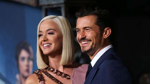 Katy Perry Hamil! Ini Kisah Cintanya Bersama Orlando Bloom