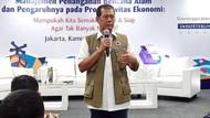 Kepala BNPB Bicara Mitigasi Bencana dan Ancaman Corona