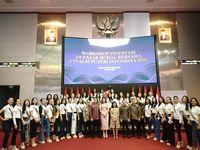 Lantai Bursa Dipenuhi Wanita-wanita Cantik yang Belajar Investasi