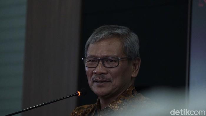 Sesditjen P2P Kemenkes Achmad Yurianto