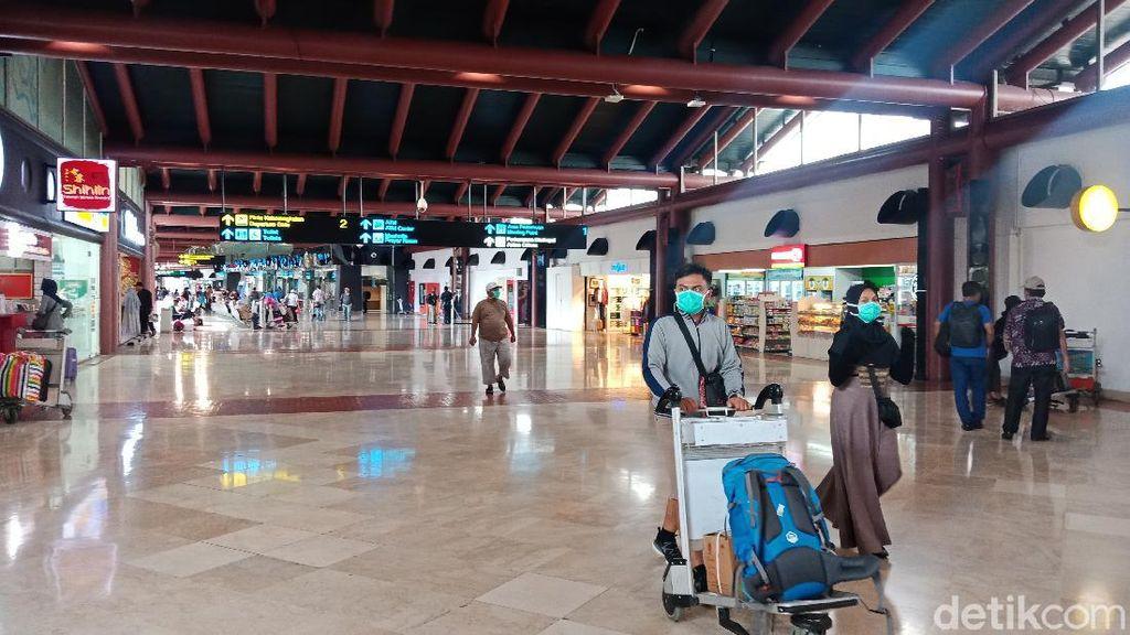 Respons Kemenhub soal Penutupan Bandara buat Cegah Corona