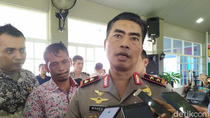 Kapolda Aceh Irjen Wahyu Widada (Agus Setyadi/detikcom)